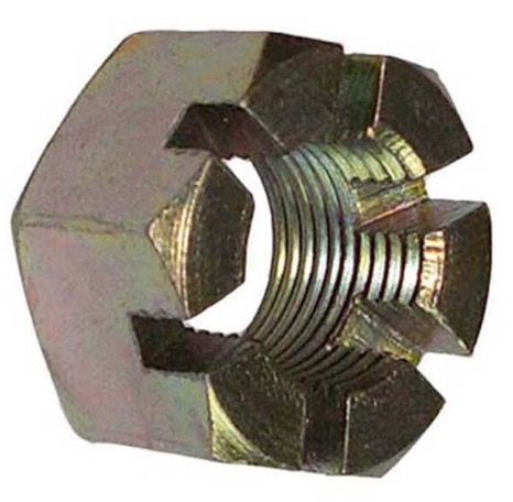 Castle Head Wheel Nut PART NO: 353928