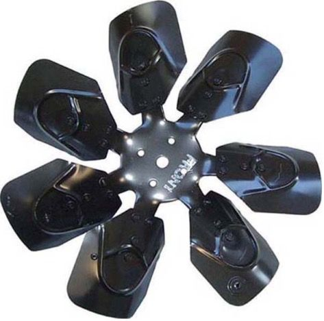 FAN BLADE PART NO: 4358