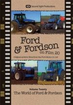 Ford and Fordson On Film Vol. 20 - The World of Ford and Fordson