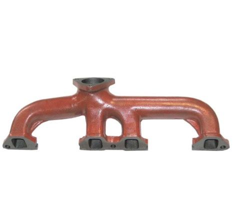 FORDSON MAJOR Manifold In Line Holes PART NO:41233