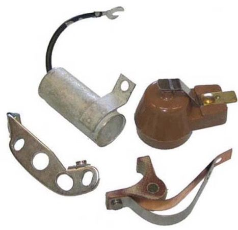 FORDSON N'S TUNE UP KIT 2N/8N/9N (FRONT MOUNTED DISTRIBUTER) PART NO: 48802