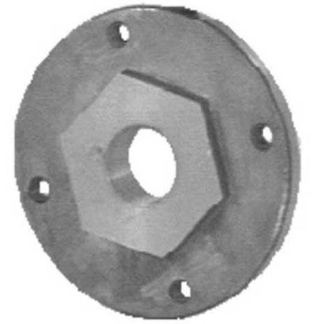 SPACER FOR 1922 WATER PUMP TO REPLACE VISCOUS PART NO: 404891